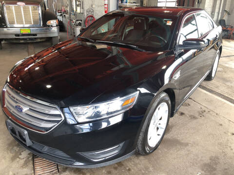 2016 Ford Taurus for sale at Champs Auto Sales in Detroit MI