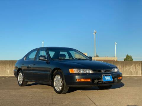 1997 Honda Accord for sale at Rave Auto Sales in Corvallis OR