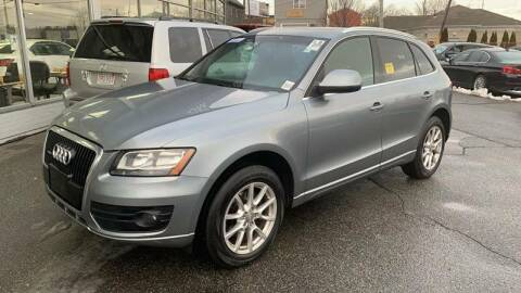 2010 Audi Q5 for sale at Top Line Import in Haverhill MA