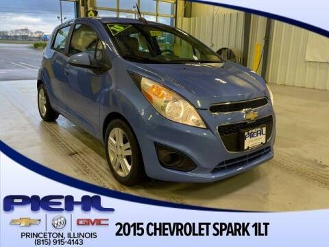 2015 Chevrolet Spark for sale at Piehl Motors - PIEHL Chevrolet Buick Cadillac in Princeton IL