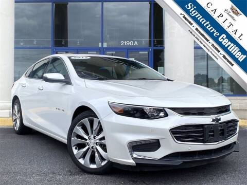 2017 Chevrolet Malibu for sale at Capital Cadillac of Atlanta in Smyrna GA