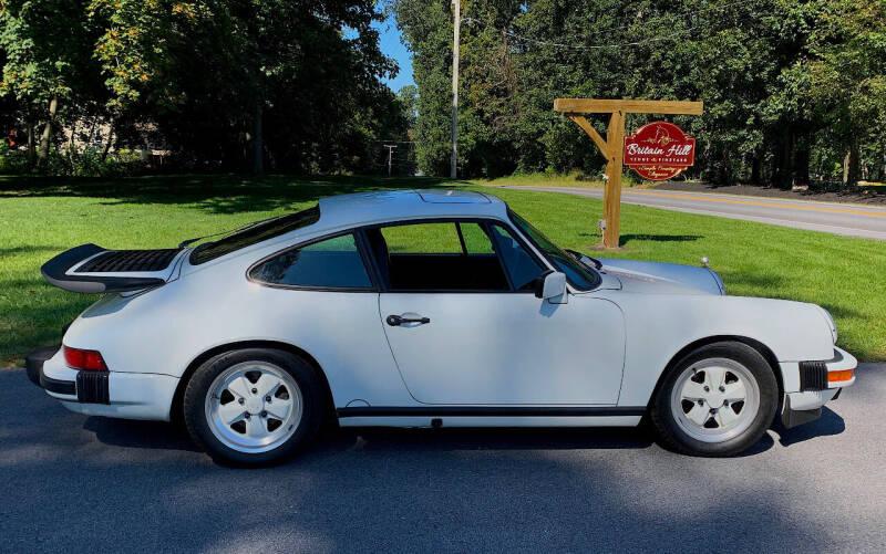1988 Porsche 911 Carrera for sale at AIC Auto Sales in Quarryville PA