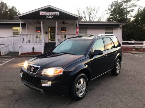 2007 Saturn Vue for sale at CVC AUTO SALES in Durham NC