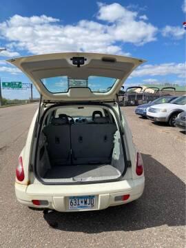 2007 Chrysler PT Cruiser for sale at Affordable 4 All Auto Sales in Elk River MN