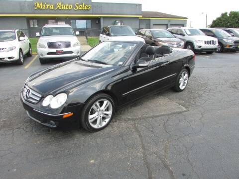 2006 Mercedes-Benz CLK for sale at MIRA AUTO SALES in Cincinnati OH