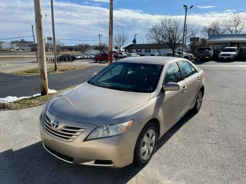 2009 Toyota Camry for sale at Auto Hub in Grandview MO
