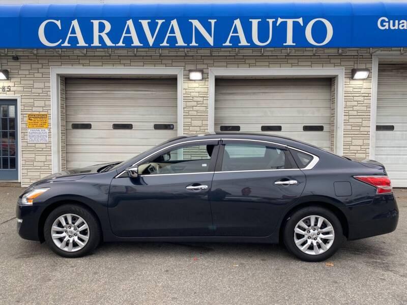 2014 Nissan Altima for sale at Caravan Auto in Cranston RI