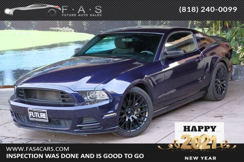 2014 Ford Mustang for sale at Best Car Buy in Glendale CA
