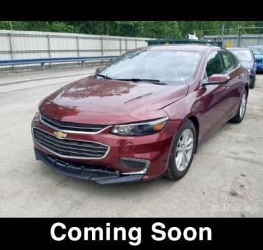 2016 Chevrolet Malibu for sale at USA Auto Inc in Mesa AZ