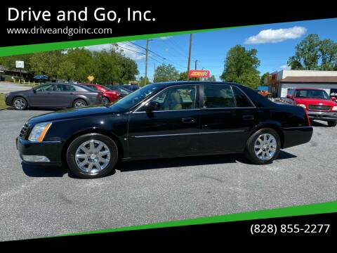 2010 Cadillac DTS for sale at Drive and Go, Inc. in Hickory NC