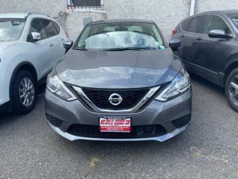 2018 Nissan Sentra for sale at Buy Here Pay Here Auto Sales in Newark NJ