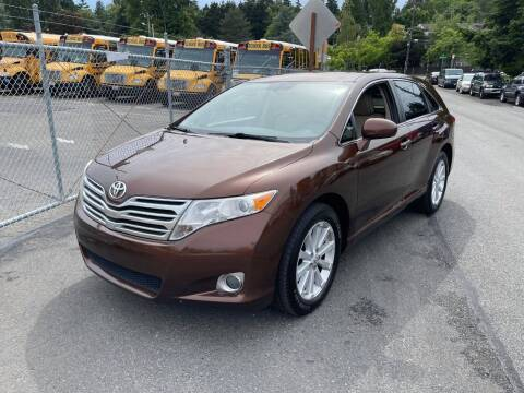2010 Toyota Venza for sale at SNS AUTO SALES in Seattle WA