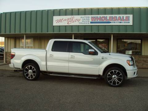 2012 Ford F-150 for sale at Magic City Wholesale in Minot ND