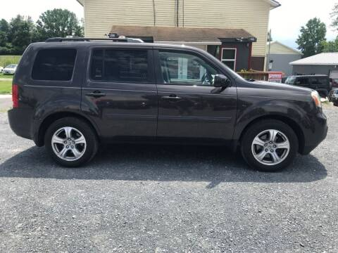 2013 Honda Pilot for sale at PENWAY AUTOMOTIVE in Chambersburg PA