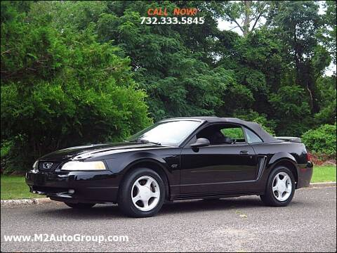 2000 Ford Mustang for sale at M2 Auto Group Llc. EAST BRUNSWICK in East Brunswick NJ