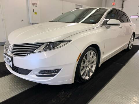 2016 Lincoln MKZ Hybrid for sale at TOWNE AUTO BROKERS in Virginia Beach VA