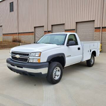 2006 Chevrolet Silverado 2500HD for sale at 601 Auto Sales in Mocksville NC
