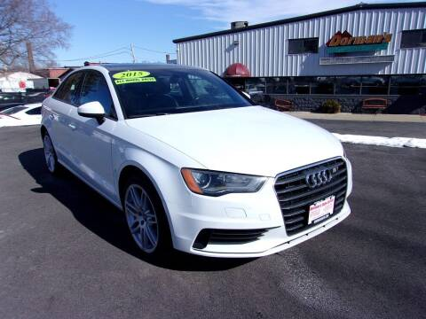 2015 Audi A3 for sale at Dorman's Auto Center inc. in Pawtucket RI