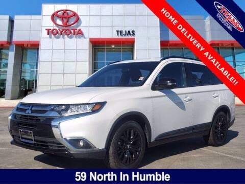 2018 Mitsubishi Outlander for sale at TEJAS TOYOTA in Humble TX