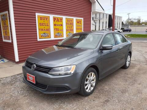 2013 Volkswagen Jetta for sale at Mack's Autoworld in Toledo OH