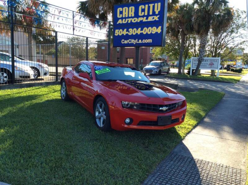 2012 Chevrolet Camaro for sale at Car City Autoplex in Metairie LA