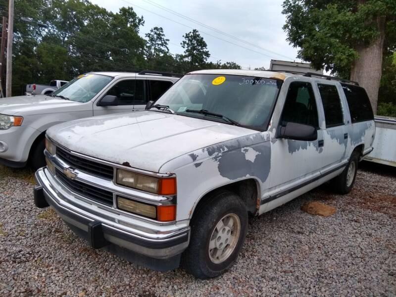 1994 Chevrolet Suburban for sale at James River Motorsports Inc. in Chester VA