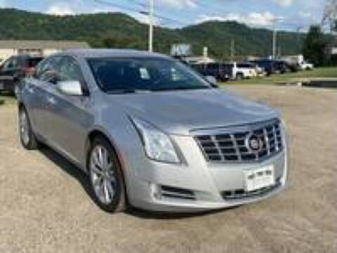 2014 Cadillac XTS for sale at Toy Box Auto Sales LLC in La Crosse WI