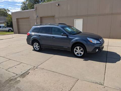 2014 Subaru Outback for sale at McPherson Car Connection LLC in Mcpherson KS