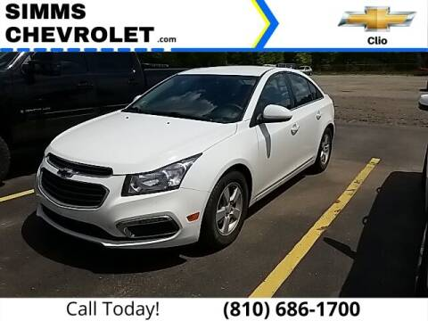 2016 Chevrolet Cruze Limited for sale at Aaron Adams @ Simms Chevrolet in Clio MI