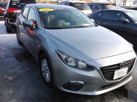 2014 Mazda MAZDA3 for sale at Village Auto Outlet in Milan IL