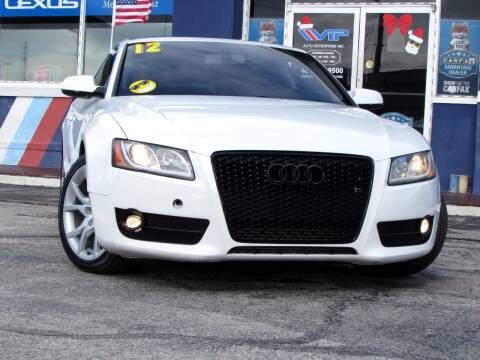 2012 Audi A5 for sale at Orlando Auto Connect in Orlando FL