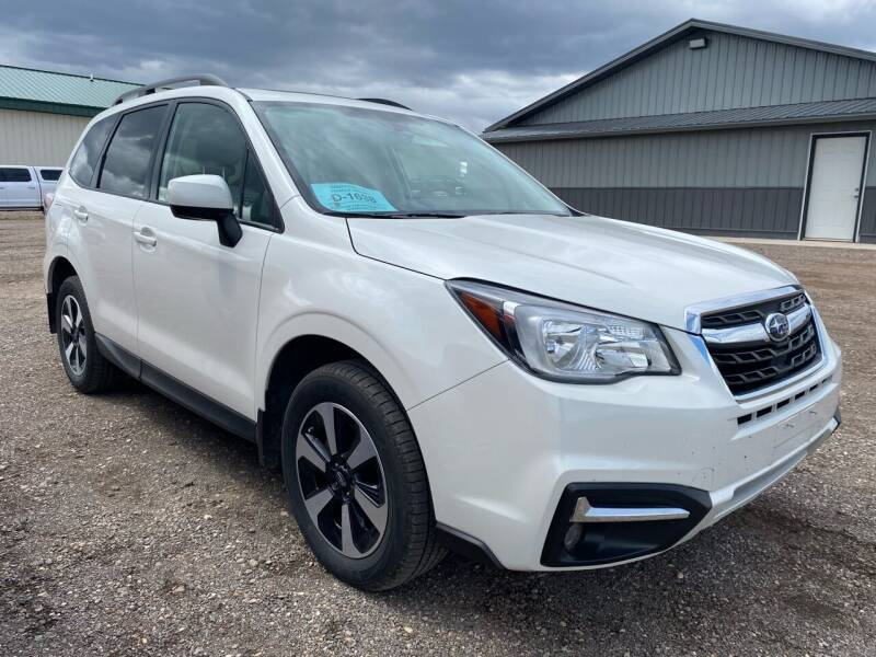 2018 Subaru Forester for sale at FAST LANE AUTOS in Spearfish SD