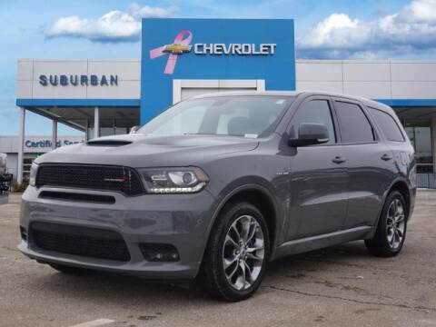 2020 Dodge Durango for sale at Suburban Chevrolet of Ann Arbor in Ann Arbor MI