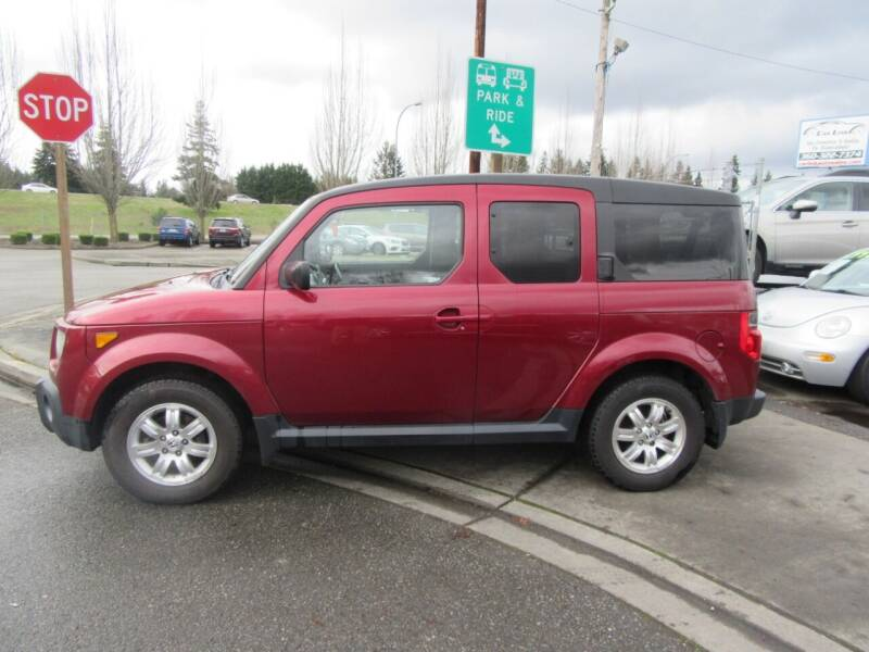 2008 Honda Element for sale at Car Link Auto Sales LLC in Marysville WA