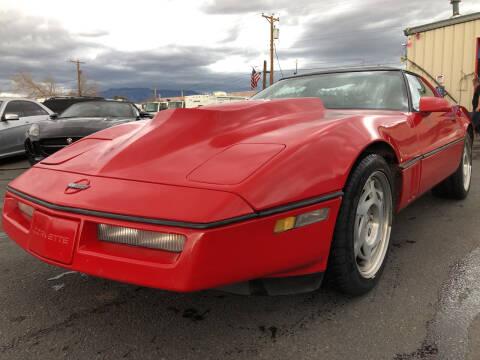 1989 Chevrolet Corvette for sale at DPM Motorcars in Albuquerque NM