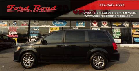 2014 Dodge Grand Caravan for sale at Ford Road Motor Sales in Dearborn MI