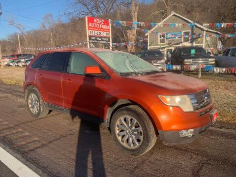 2007 Ford Edge for sale at Korz Auto Farm in Kansas City KS