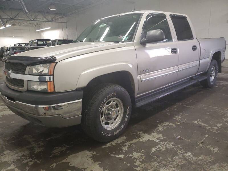 2004 Chevrolet Silverado 2500 for sale at Paley Auto Group in Columbus OH