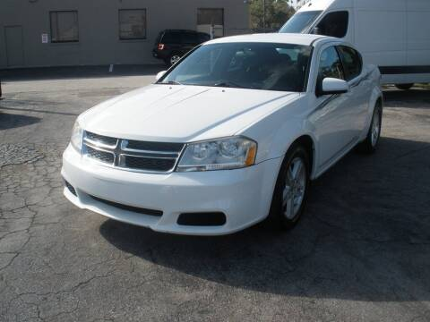 2011 Dodge Avenger for sale at Priceline Automotive in Tampa FL