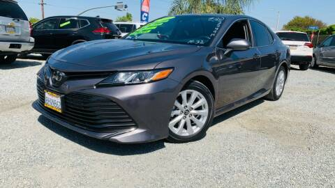 2019 Toyota Camry for sale at La Playita Auto Sales Tulare in Tulare CA