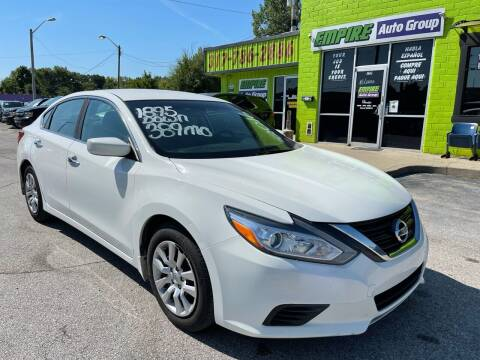 2016 Nissan Altima for sale at Empire Auto Group in Indianapolis IN