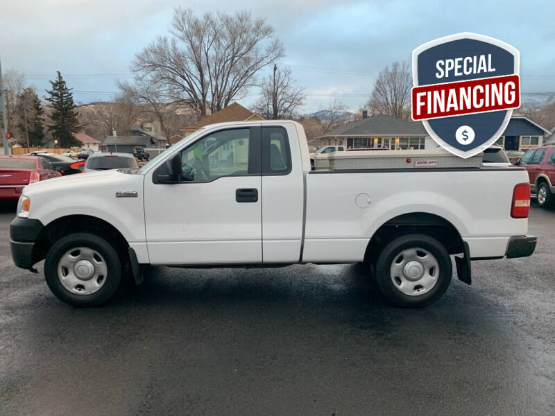 2007 Ford F-150 for sale at Truck 'N Auto Brokers in Pocatello ID
