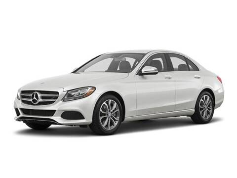 2018 Mercedes-Benz C-Class for sale at West Motor Company - West Motor Ford in Preston ID