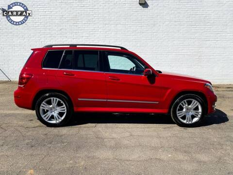 2015 Mercedes-Benz GLK for sale at Smart Chevrolet in Madison NC
