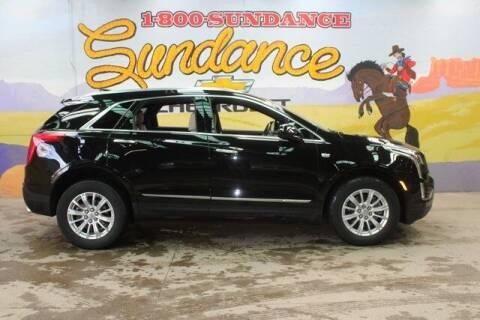 2018 Cadillac XT5 for sale at Sundance Chevrolet in Grand Ledge MI