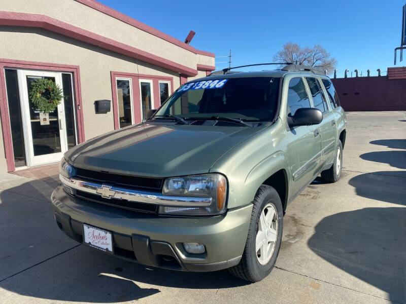 2003 Chevrolet TrailBlazer for sale at Sexton's Car Collection Inc in Idaho Falls ID