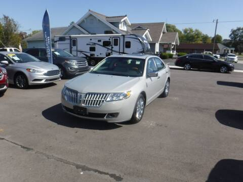 2010 Lincoln MKZ for sale at Rob Co Automotive LLC in Springfield TN
