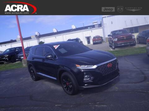 2020 Hyundai Santa Fe for sale at BuyRight Auto in Greensburg IN