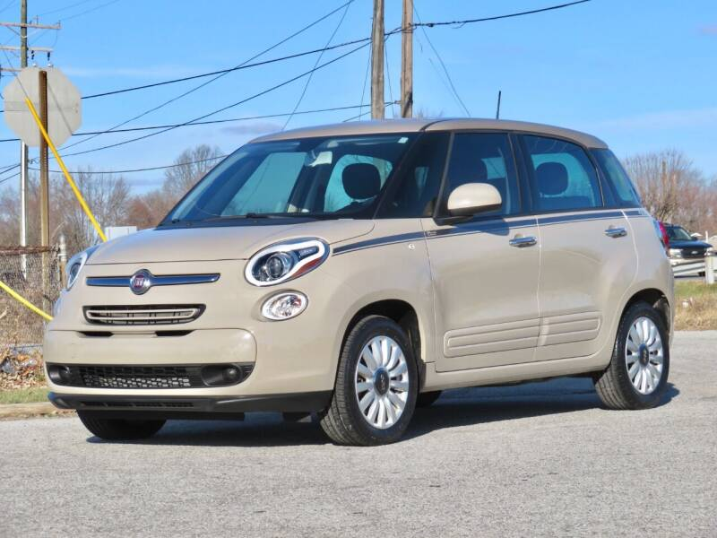 2017 FIAT 500L for sale at Tonys Pre Owned Auto Sales in Kokomo IN