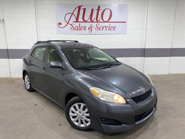 2009 Toyota Matrix for sale at Auto Sales & Service Wholesale in Indianapolis IN